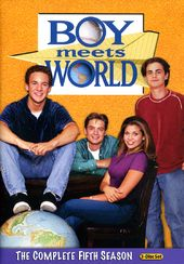 Boy Meets World - Complete 5th Season (3-DVD)