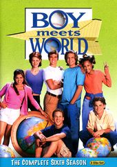 Boy Meets World - Complete 6th Season (3-DVD)