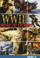 WWII - Road to Victory, Volume 4