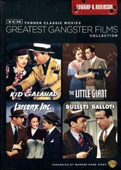 TCM Greatest Gangster Films Collection: Edward G.