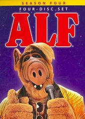 Alf - Season 4 (4-DVD)