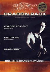 Dragon Pack: Bloodfist III / Bloodfist IV / Black