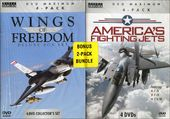 Wings of Freedom / America's Fighting Jets (8-DVD)