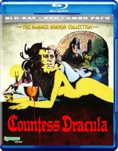 Countess Dracula (Blu-ray + DVD)