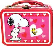 Peanuts - Snoopy & Woodstock Small Lunch Carry-All