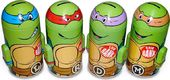 Teenage Mutant Ninja Turtles - Tin Head Banks Set