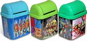 Teenage Mutant Ninja Turtles - Set of 3 Flip Lid