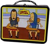 Beavis and Butt-Head - School Desk: Large Carry