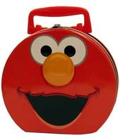 Sesame Street - Elmo Hat Box