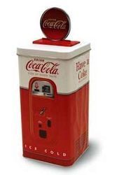 Coca-Cola - Beverage Machine Bank