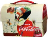 Coca-Cola - Girl Picking Flowers: Workman's Carry