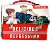 Coca-Cola - Young Couple: Workman's Carry All