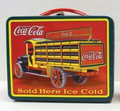 Coca-Cola - Coke Large Tin Carry all