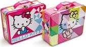 Hello Kitty - Large Carry-All Tin Tote Set