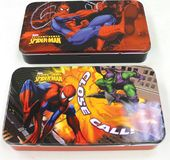 Marvel Comics - Spiderman - Tin Storage Box
