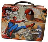 Marvel Comics - Spiderman - Black Handle: Large