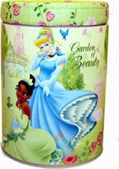 Disney - Princesses - Garden of Beauty - Round
