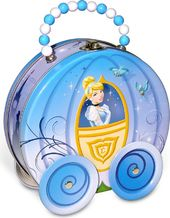 Cinderella - Hatbox Tin with Wheels