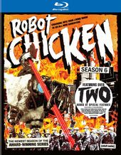 Robot Chicken - Season 6 (Blu-ray)