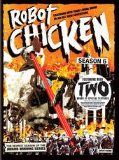 Robot Chicken - Season 6 (2-DVD)