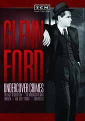 Glenn Ford: Undercover Crimes DVD Collection