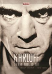 Boris Karloff - Karloff: Criminal Kind DVD