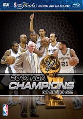 NBA - 2014 NBA Champions (Highlights) (DVD +