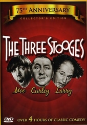 The Three Stooges: 75th Anniversary (2-DVD)
