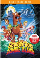Scooby-Doo on Zombie Island (2-DVD)