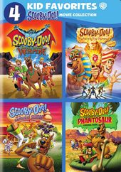 4 Kids Favorites: Scooby Doo Collection (Scooby