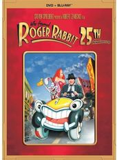 Who Framed Roger Rabbit (DVD + Blu-ray)