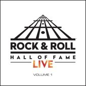The Rock & Roll Hall Of Fame Live (Volume 1)