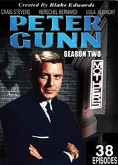 Peter Gunn - Season 2 (4-DVD)