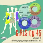 Girls on 45, Volume 2: A Selection of Girl Group,