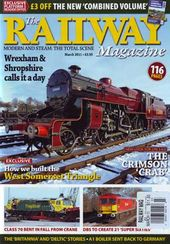 The Railway Magazine (March 2011) [UK Import]