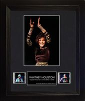 Whitney Houston - (S1) Single Film Cell