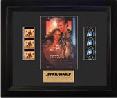 Star Wars - Attack of Clones: Double Film Cell