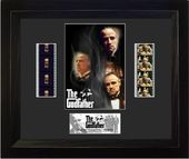 The Godfather - Poster Double Film Cell
