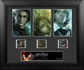 Harry Potter 4 - Goblet of Fire - Framed 3 Cell