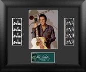 Elvis Presley - Framed Double Film Cell (Series