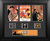 Gone With The Wind - Framed 3 Cell Std Film Cell