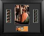 Gone With The Wind - Framed Double Film Cell