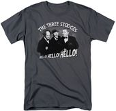 The Three Stooges: Hello Again - T-Shirt