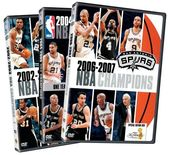 NBA - San Antonio Spurs: NBA Champions 2002-2003