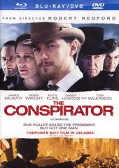 The Conspirator (DVD + Blu-ray)