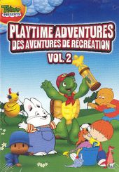 Treehouse Presents - Playtime Adventures, Volume 2