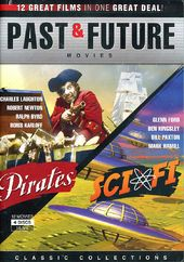Past & Future: 12-Movie Collection (4-DVD)