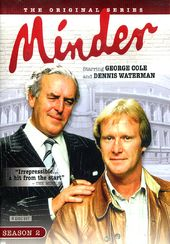 Minder - Season 2 (4-DVD)