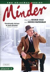 Minder - Season 3 (4-DVD)