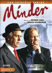 Minder - Season 4 (3-DVD)